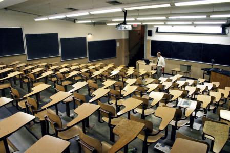 De toekomst van de collegezaal