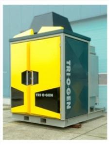 De turbogenerator van Jos van Buijtenen
