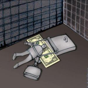 Als geld de drijfveer wordt....