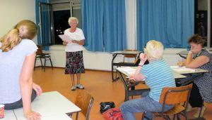 Groepsbijeenkomst Open Universiteit