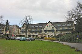 Hotel Bilderberg te oosterbeek. Jaren lang de plaats van samenkomst van de Bilderberg groep