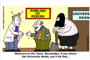 publish or perish 1