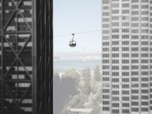 Een voorstel voor een revolutionaire aanpak van transport in San Francisco behelst grootschalige aanleg van kabelbanen