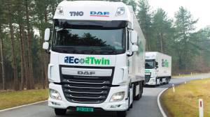 Innovatie - TNO en Daf ecotwin