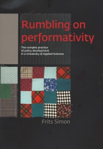 Onderwijs - Rumbling on performativity