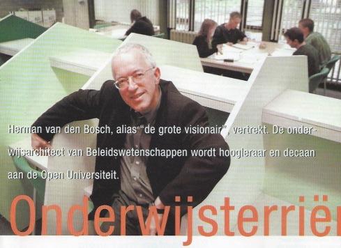 Personen - Herman van den Bosch