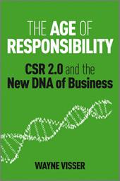 Duurzaamheid - Age of responsibility Wayne Visser