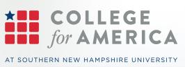 Onderwijs - College for America 3