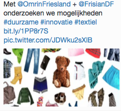 Innovatie - tweet 1
