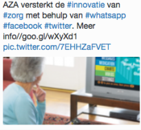 Innovatie - tweet 2