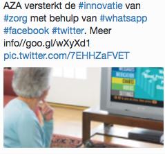 Innovatie - tweet 2