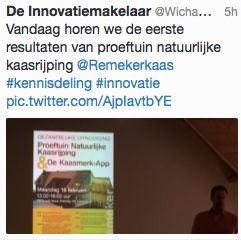Innovatie - tweet 8