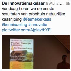 Innovatie - tweet 8