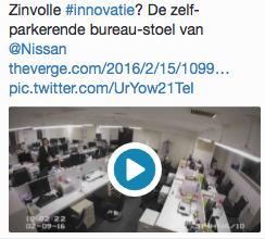 Innovatie - tweet 9