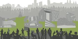 Organisatie - dynamiek stad 4
