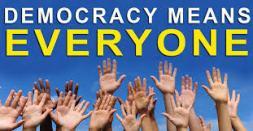 Organisatie - democratie 1