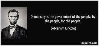 Organisatie - democratie 5