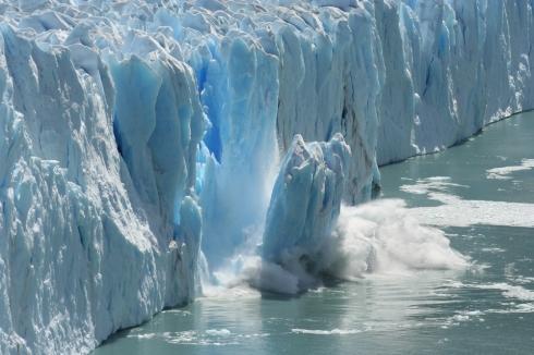 Duurzaamheid - smelten ijskap