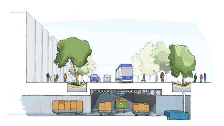 Sidewalk Labs - Sustainability Vision