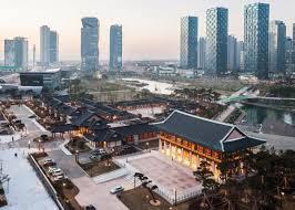 Smart city - New Songdo