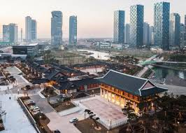 Smart city - New Songdo