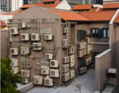 Samenleving - airconditionars