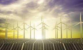 Duurzaamheid - Zonnepanelen en windmolens 4