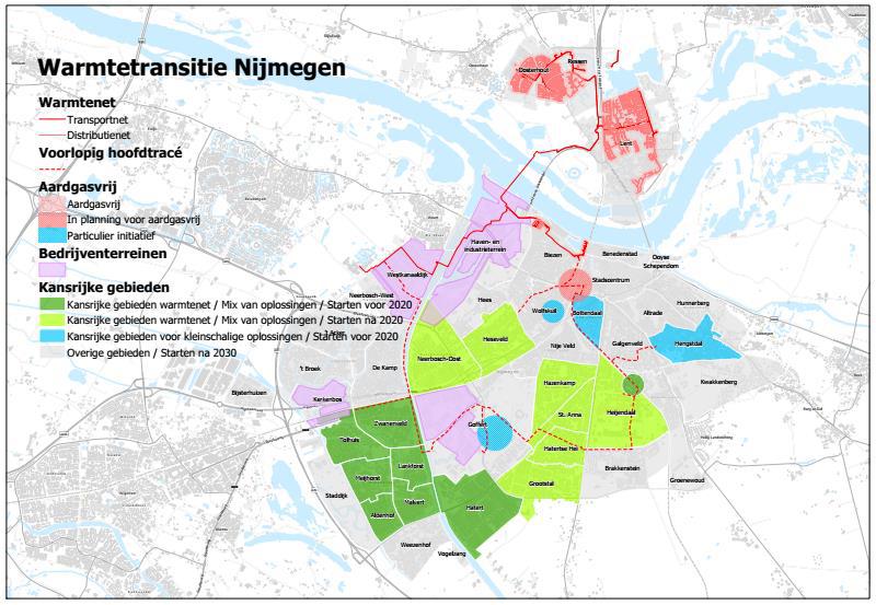 Wijkgerichte aanpak Nijmegen