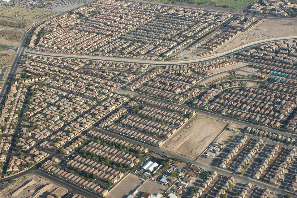 Voorsteden Las Vegas - Pixabay CC
