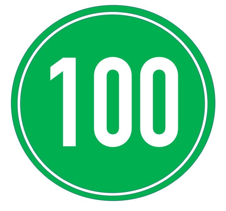 Duurzaamheid - Snelheid 100